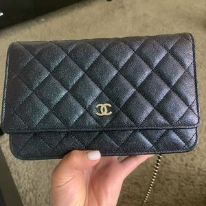 Chanel limited edition WOC